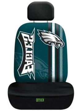 NFL Philadelphia Eagels Team Logo Printed Car Seat Cover Off
