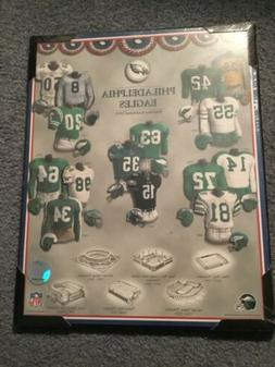 "NFL Philadelphia Eagles 11"" X 14"" Framed Picture 1933- P"