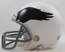 NFL Riddell Philadelphia Eagles 1969-1973 Throwback Mini Hel