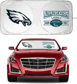 for NFL Philadelphia Eagles, 210T Car Windshield Sunshade Ge