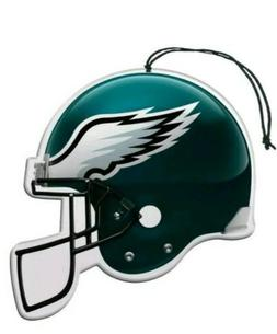 NFL Philadelphia Eagles Air Freshener  3 pack vanilla scent