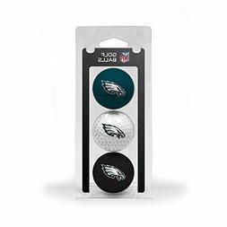 NFL Philadelphia Eagles 3-Pack Golf Balls