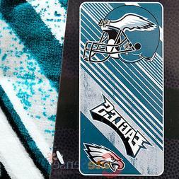 NFL Philadelphia Eagles Beach Towel Bath Towel  28x58  Cotto