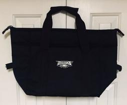 NFL Philadelphia Eagles Football Insulated Black Cooler Tote