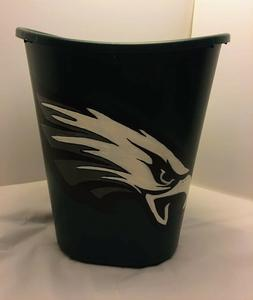 NFL Philadelphia Eagles Hand-Painted Plastic Storage Contain