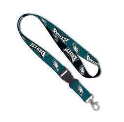 NFL Philadelphia Eagles Lanyard with Detachable Buckle, 3/4""