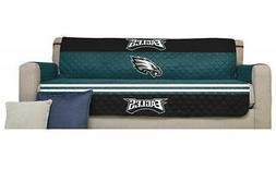 NFL Philadelphia Eagles Sofa Couch Reversible Furniture Prot