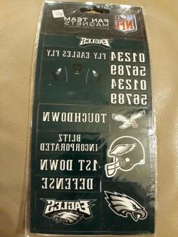 NFL Philadelphia Eagles Team Fan Fridge, car, lockers Magnet