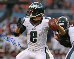 nick foles 8x10 photo philadelphia eagles quarterback