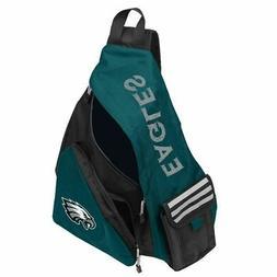 NWT NFL Philadelphia Eagles Leadoff Slingbag Sling School Gy