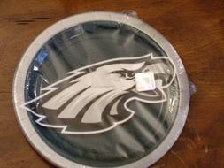 "PACKAGE PHILADELPHIA EAGLES 9"" PAPER PLATES   NEW"