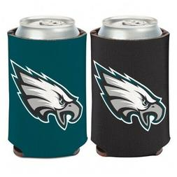 PHILADELPHIA EAGLES 2 SIDED CAN COOLER/KOOZIE NEW AND OFFICI