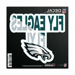 philadelphia eagles all surface decal 6 x6
