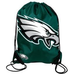 Philadelphia Eagles Back Pack/Sack Drawstring Bag/Tote NEW B