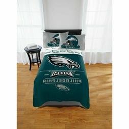Philadelphia Eagles Bedding NFL Licensed Comforter Twin Full