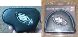 Philadelphia Eagles NFL Blade or Mallet Putter Golf Club Hea