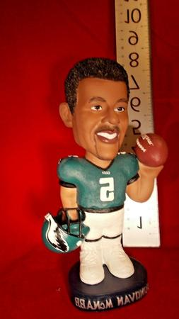NFL Philadelphia Eagles Bobble Head Donovan McNabb/ New In B