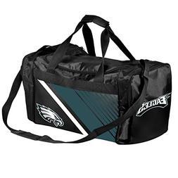 Philadelphia Eagles Border Stripe Duffle Bag