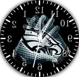 Philadelphia Eagles Frameless Borderless Wall Clock Nice For