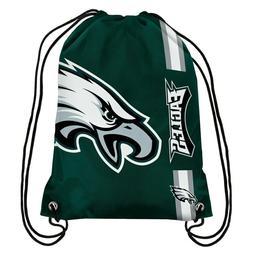 Philadelphia Eagles Drawstring Bag Backpack NFL Football Lic