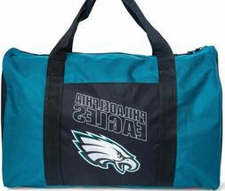Philadelphia Eagles Duffel Bag Gym Bag Overnight Bag 18x12x8