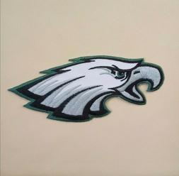 "Philadelphia Eagles Embroidered 5"" Iron On Patch"
