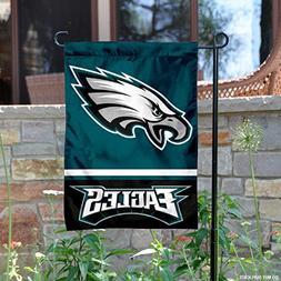 Philadelphia Eagles Garden Flag and Yard Banner