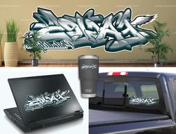 Philadelphia Eagles Graffiti Vinyl Vehicle Car Laptop Wall S