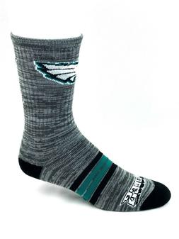 For Bare Feet Philadelphia Eagles Gray RMC Quad Deuce Crew S