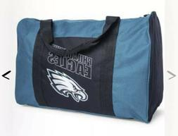 Philadelphia Eagles Green 18x12 Duffle Bag Gym Workout NFL