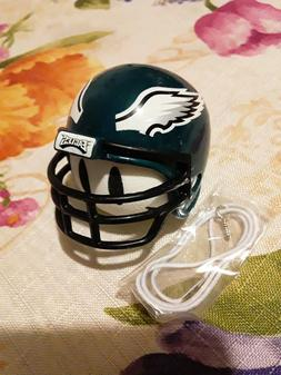Philadelphia Eagles Helmet Happy face  Auto Mirror Dangler A