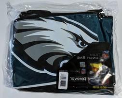 Philadelphia Eagles Insulated soft side Lunch Bag Cooler New