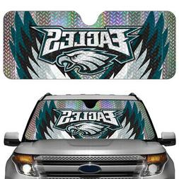 Philadelphia Eagles Licensed Reflective Car Windshield Sun S