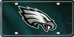 Philadelphia Eagles LOGO 2502 Aluminum Metal License Plate T