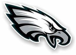 Philadelphia Eagles Logo Car or Truck Large Magnet