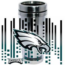 Philadelphia Eagles Logo Travel Mug Tumbler Stainless Steel