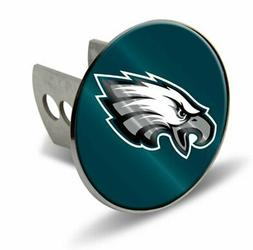 "Philadelphia Eagles Metal 2"" Trailer Hitch Cover Laser Cut A"