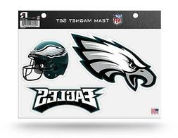 Philadelphia Eagles Multi Die Cut Team Magnet Sheet Auto Hom