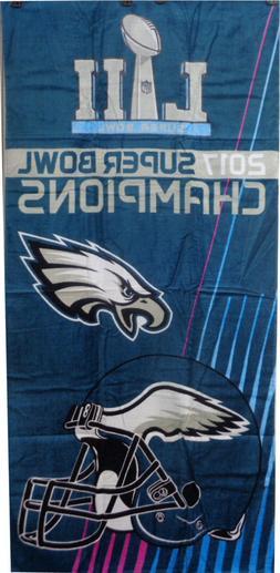 Philadelphia Eagles NFL  2017 Super Bowl Champions Beach Bat