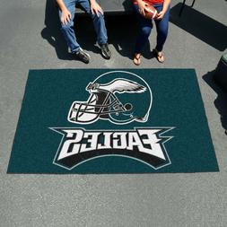 Philadelphia Eagles NFL Area Rugs UltiMat 5'x8' & Tailgater