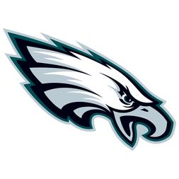 Philadelphia Eagles NFL Car Truck Window Decal Sticker Footb