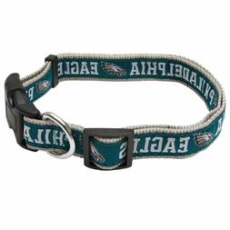 philadelphia eagles nfl dog pet collars single