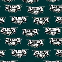 """Philadelphia Eagles NFL Football Valance Curtain Choose:40"""","""