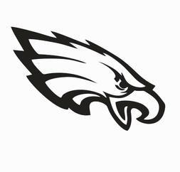 Philadelphia Eagles NFL Football Vinyl Die Cut Car Decal Sti
