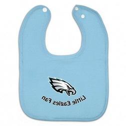 Philadelphia Eagles NFL Little Eagles Fan BABY BIB NEW