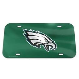 Philadelphia Eagles NFL Wincraft Logo Green Crystal Mirror L