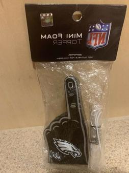 Philadelphia Eagles NFL Mini Foam Finger Antenna Topper Or O