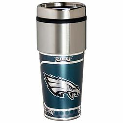 Philadelphia Eagles NFL Stainless Steel 16oz Travel Tumbler