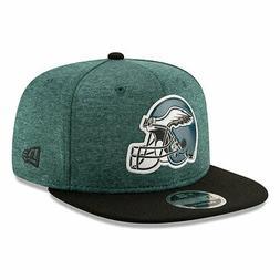 Philadelphia Eagles NFL THE HELMET LOGO 9Fifty Snapback Hat