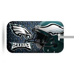 Philadelphia Eagles Plastic Luggage Tag Bag Identification F
